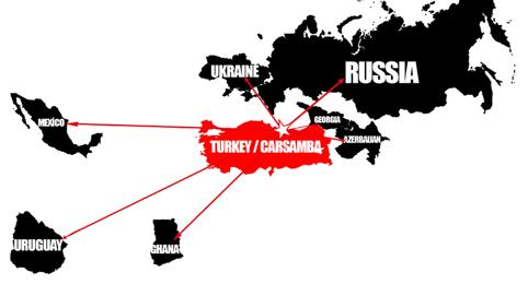 treyler ihracat haritamız
